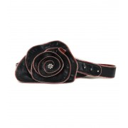Miss Belt-Z Black/Red Zip
